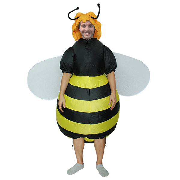 DANXEN Adult Inflatable Bee Costume