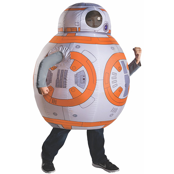 DANXEN Kids Inflatable Star Wars BB Episode VII The Force Awakens Costume