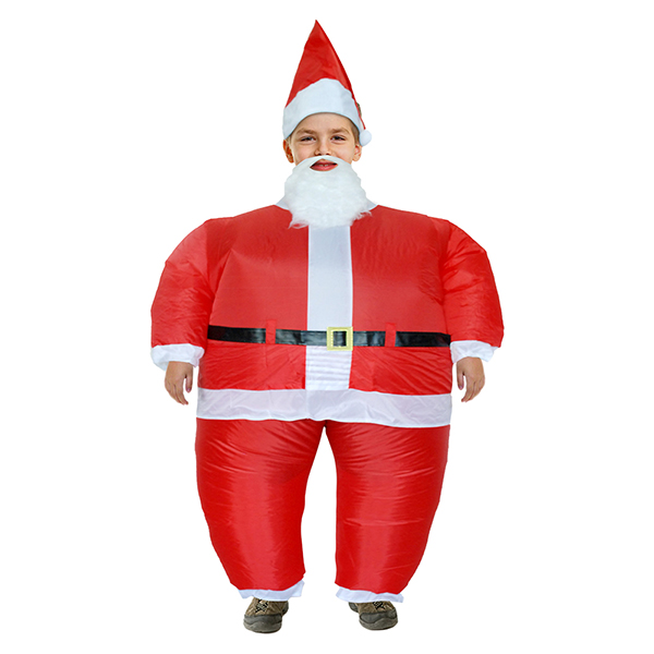 DANXEN Kids Inflatable Christmas Costume Children